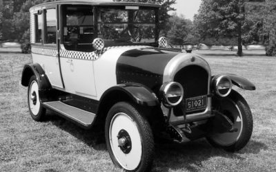 Checker Model  C, E & H 1922 through 1926