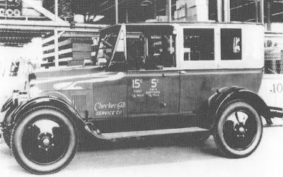 The 1926 Checker Model F
