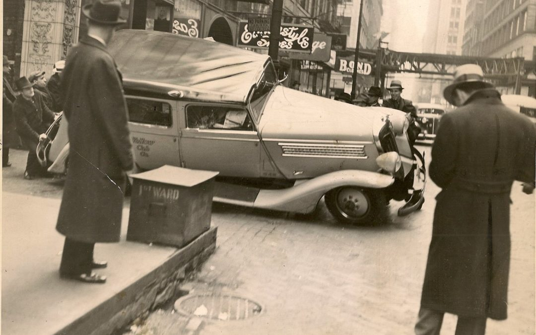 Chicago Taxicab Driver Strike of 1937