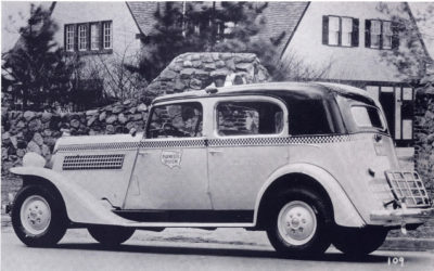 The 1935 to 1939 Checker Model Y
