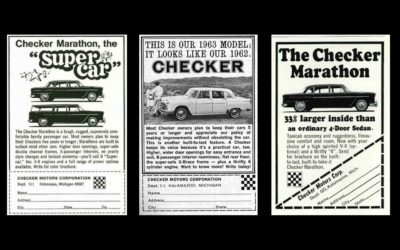 Checker Advertising Strategy by Joe Fay