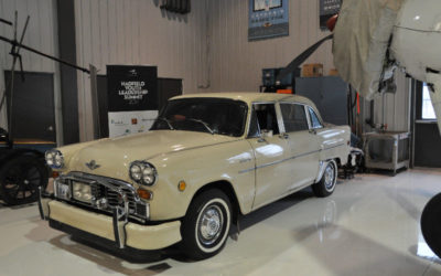 New York Checker Cab: Marathon V6 3.8L   For Sale $18,000.00