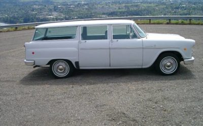 1969 Checker Marathon Wagon Hood River, Oregon $14,500.00