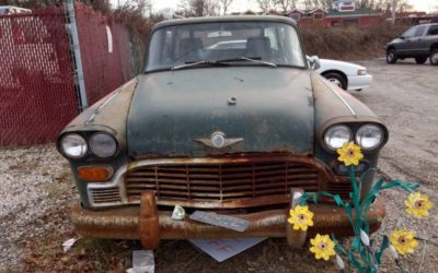 CHECKER MARATHON STATION WAGON 1972 – $400 (PATCHOGUE, New York)