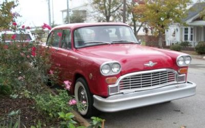 1978 Checker Marathon – $8000 (Beaufort, South Carolina)