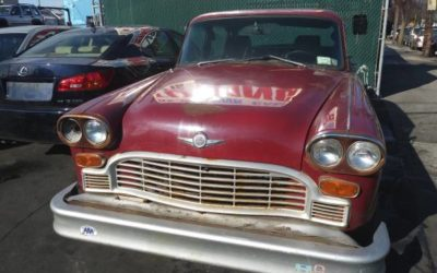 1977 Checker Marathon Ozone Park, New York  $1500 or Best Offer  SOLD
