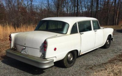 1975 Checker A11e Long wheelbase Super Cab Marathon – $2800 (15 miles east of DC)