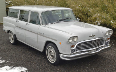 Bring a Trailer Auction End March 5th 1969 Checker Marathon Wagon
