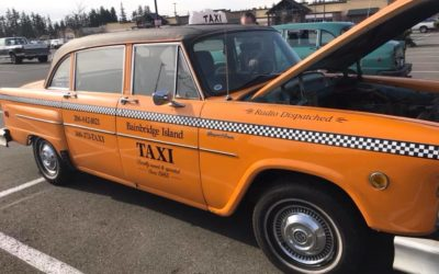 1978 Checker Cab For Sale Poulsbo, Washington State.