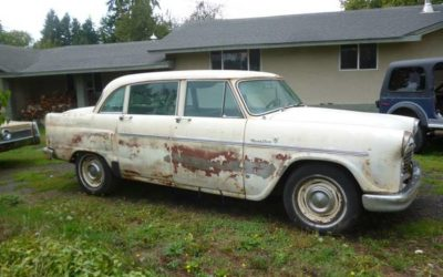 1965 Checker – $2500 (Independence, Oregon)