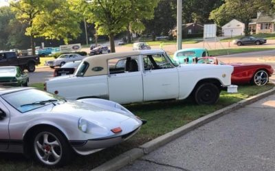 2018 Ford PDC Employee Truck and Car Show & Checker Invitation & Registration