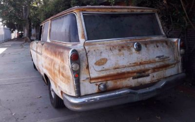 1964 Checker Marathon Wagon on Ebay