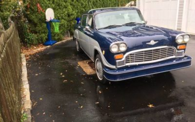1980 Checker Marathon $4500  (New England)