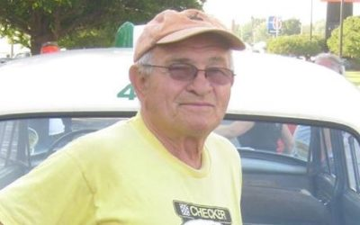 The Passing of an Old Checker Friend