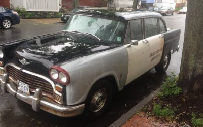 1966 Checker 'Sweetums' in Maine