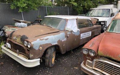 Rare Salvage Canadian UPS Checker Package Car  Best Offer