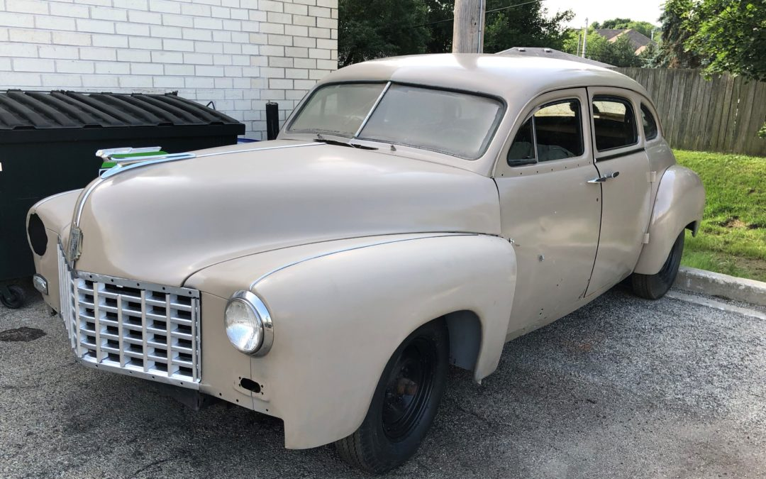 1949 Checker Model A3 Update and Video