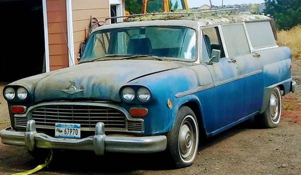 Classic Car Checker Motor Co. – $6500 (Broomfield)