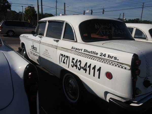 1979 Checker Marathon – $6500 (Clearwater)