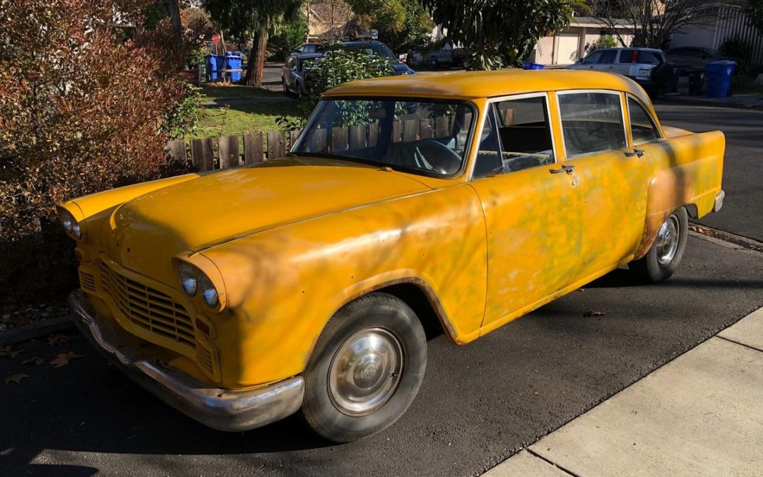 1965 Checker Marathon – $5000 (napa county)
