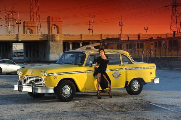 Checker Marathon Taxi – $29000 (City Commerce)