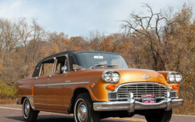 """1972 Other Makes Marathon 50th Anniversary Model """"Buy It Now"""" $22,895"""