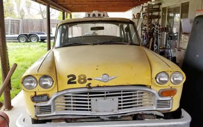 1978 Checker A11 Taxicab For Sale