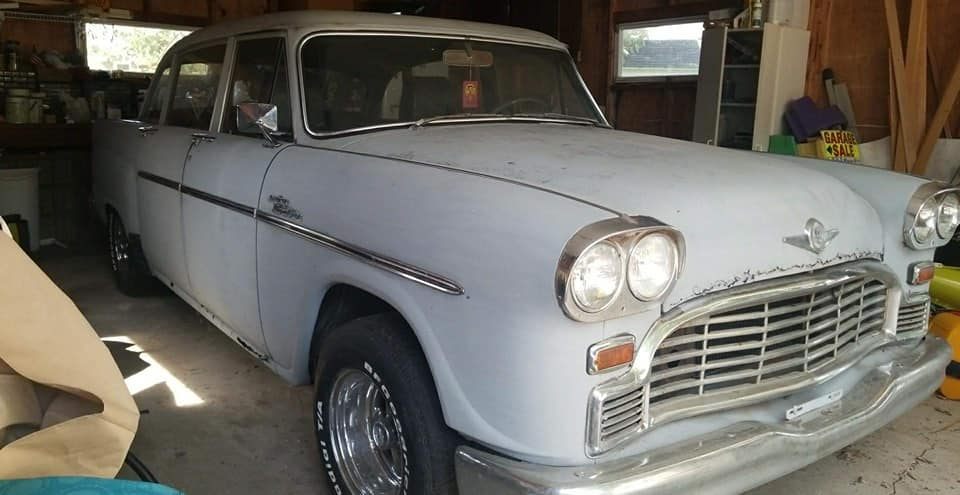 1967 Checker For Sale on Facebook