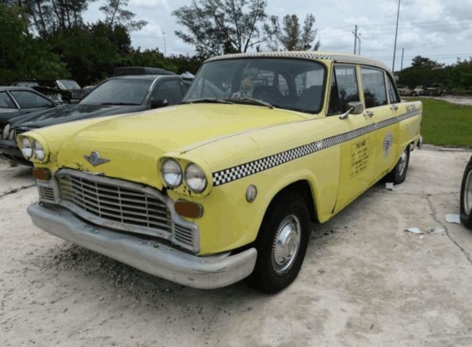 1972 Checker For Sale on Proxbid