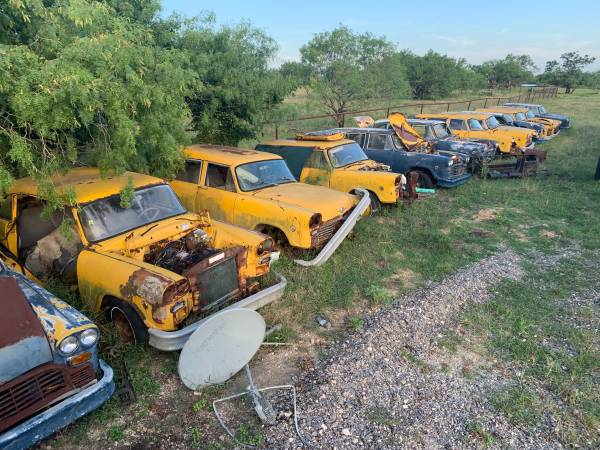 The Dollie Cole Checker Fleet Is Still Available.