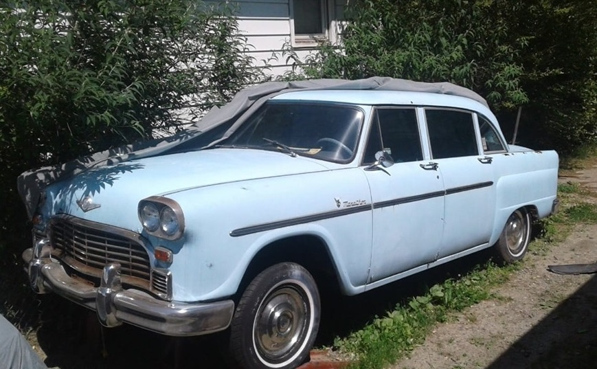 1966 Checker For Sale