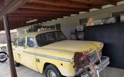 1976 Checker For Sale on Facebook