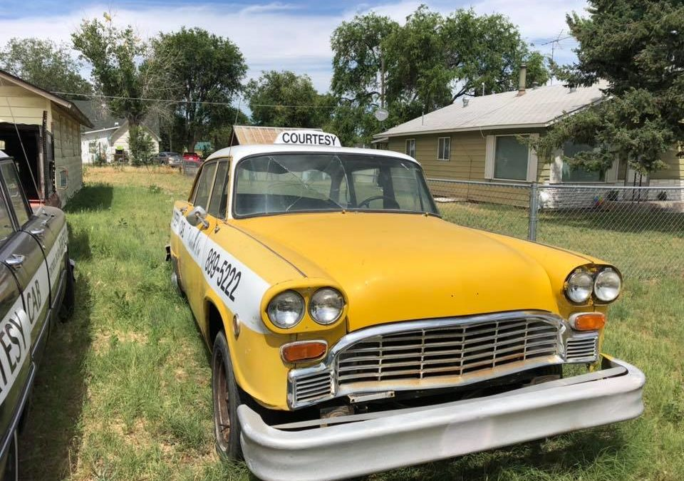 1979 Checker A11 Taxicab For Sale in Oregon