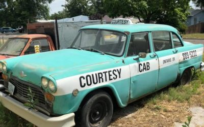 1980 Checker A11 Taxicab for sale in Oregon
