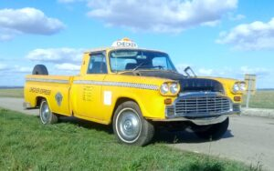 1967 Checker Pickup Truck Conversion