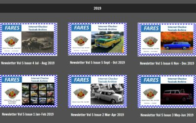 Nov-Dec FARES Newsletter is Up