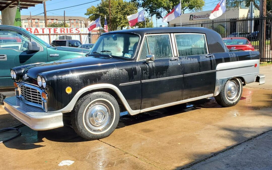 1974 Checker Marathon Dallas Craig's List