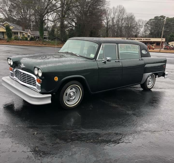 1975 Checker Marathon A12e $17500.00 on Facebook
