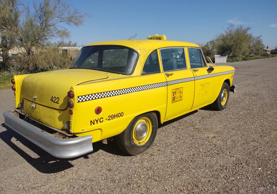 1979 Checker A11 Taxicab For Sale