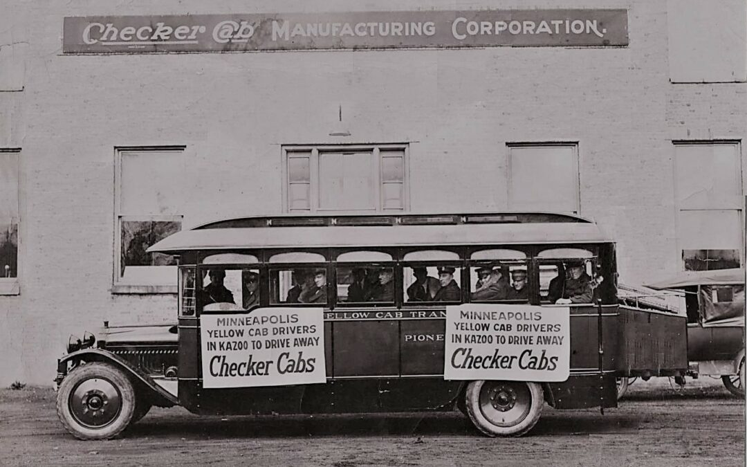Checker Factory Driveaways