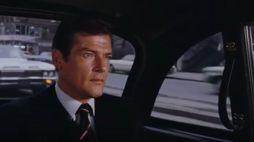 The James Bond Checker Cab