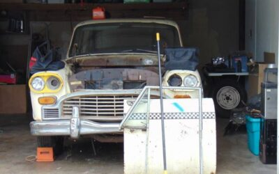 Parting Out a 1972  Checker