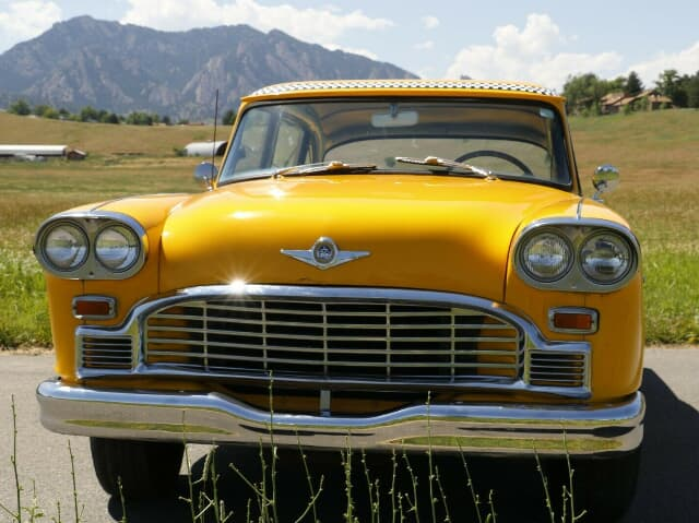 1965 Checker For Sale Cantil, Kern County, CA. $14,400