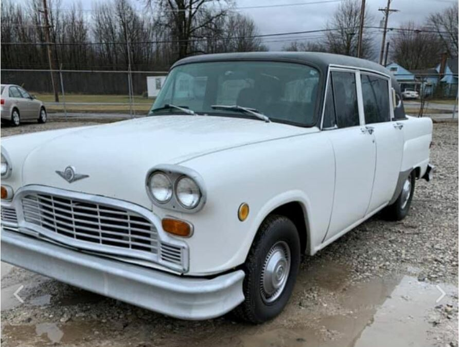 1979 Checker For Sale in Ohio