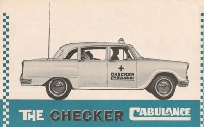 Checker Ambulances, Some Historical Perspective