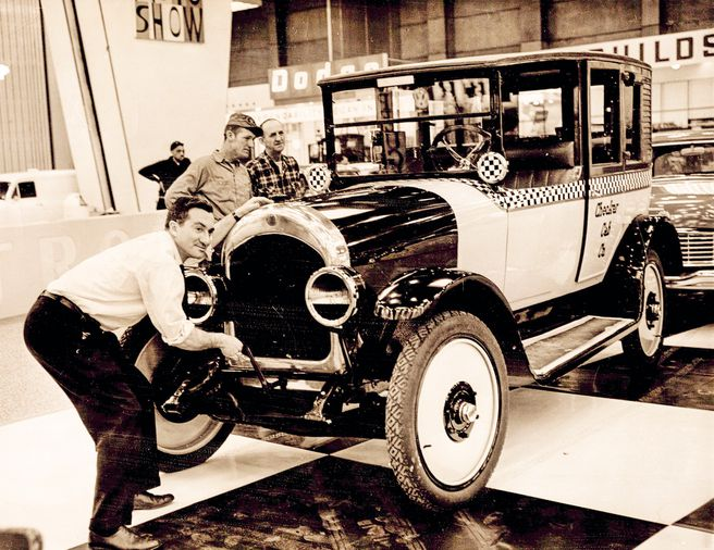 Checker Cab went from humble beginnings to building one of the most iconic automobiles