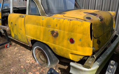 """Checker For Sale Parts Car   SOLD """"FREE"""""""