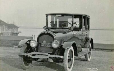 The Checker Cab Manufacturing Audit Report of 1923