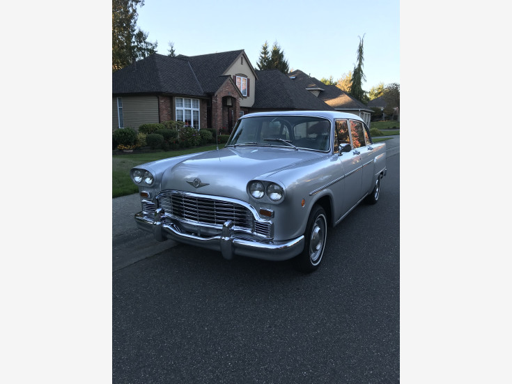 1969 Checker A11480793507 $16000 by owner
