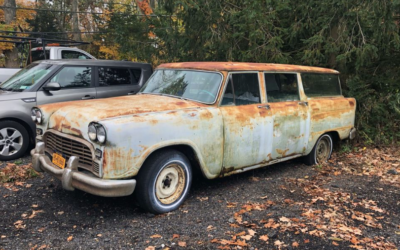 Checker Wagon For Sale West Chester County, NY